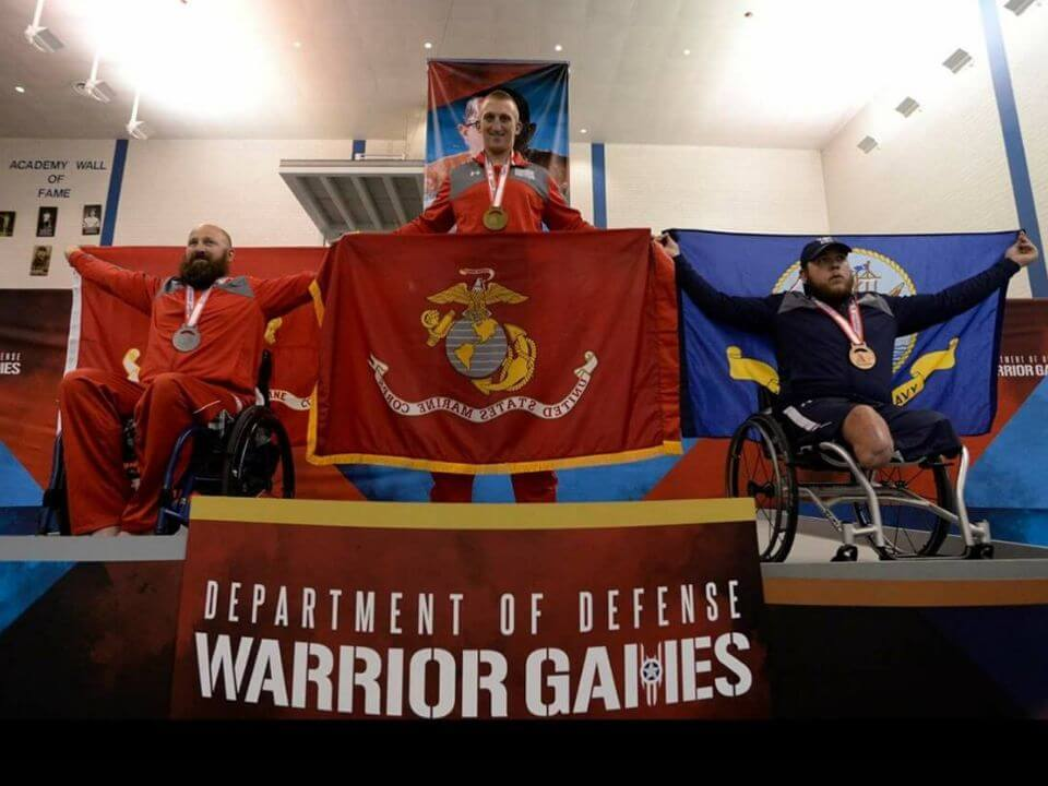 Warrior Games Event