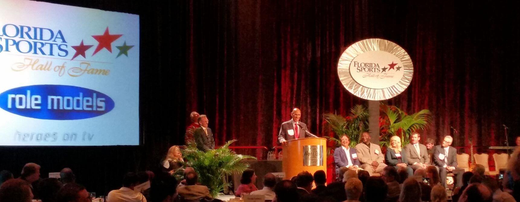 1 Florida Sports Awards Ceremony Event