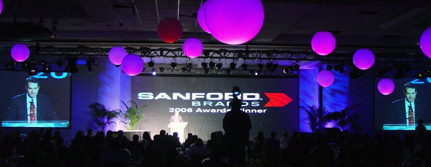 11 Sanford Brands Awards Dinner