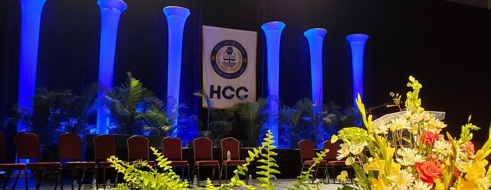 2 HCC Graduation Ceremony Design
