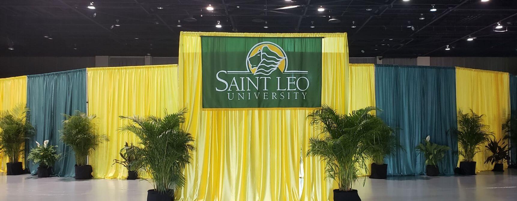 3 St. Leo Graduation Event Production