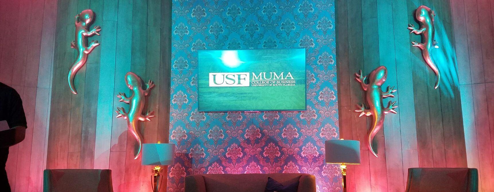 3 USF MUMA Event