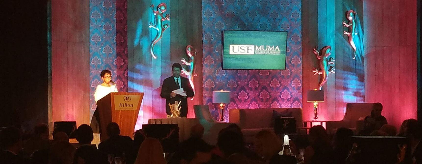 4 USF MUMA Event