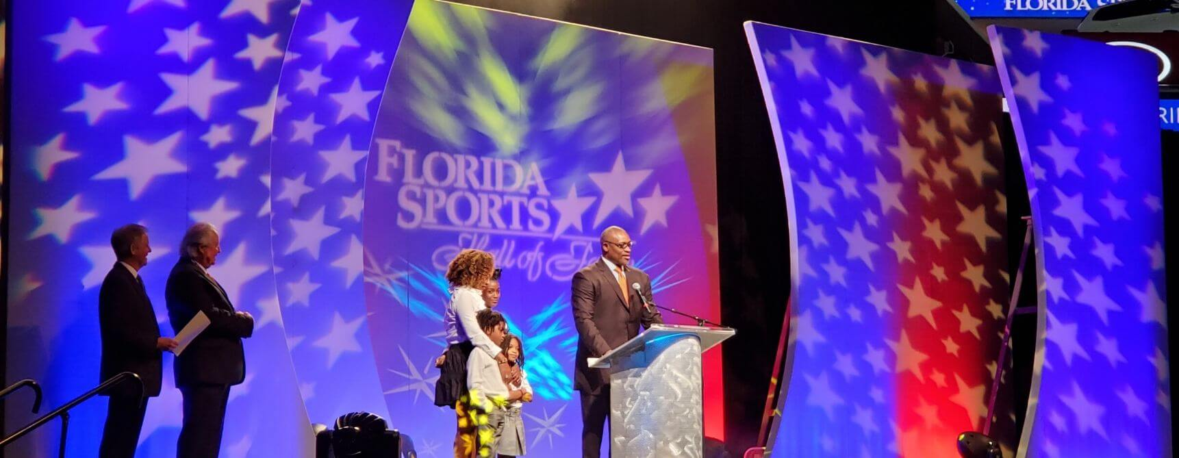 6 Florida Sports Awards Ceremony Event