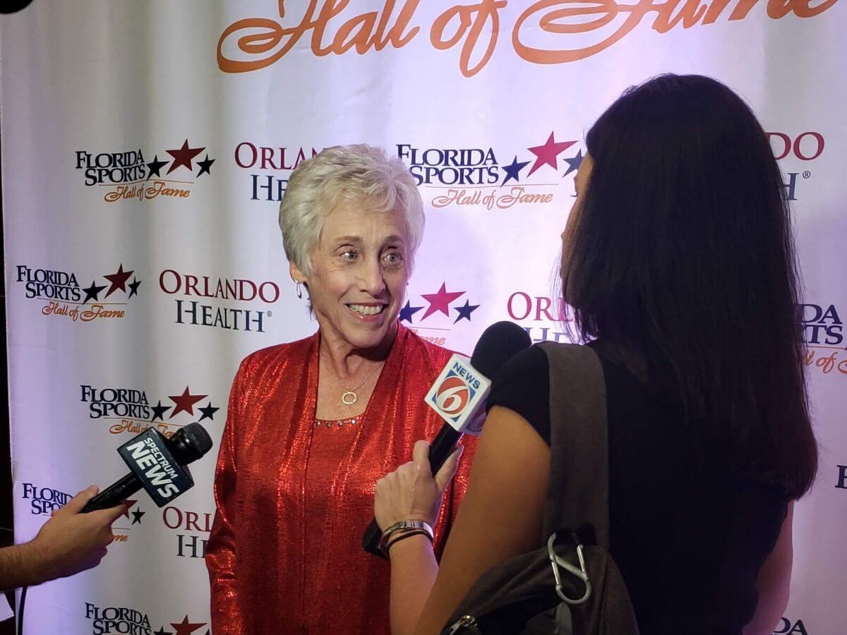 7 Florida Sports Orlando Health Hall Of Fame Event