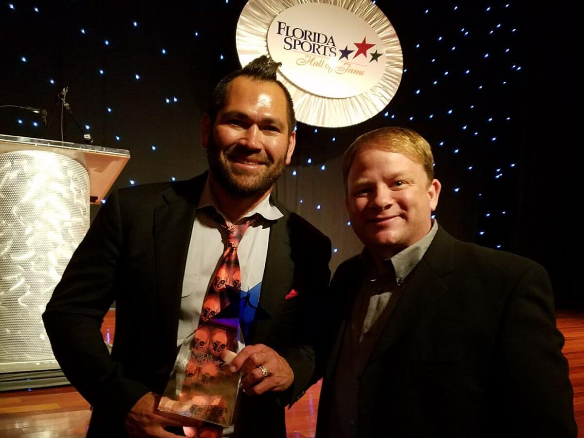 8 Florida Sports Awards Event
