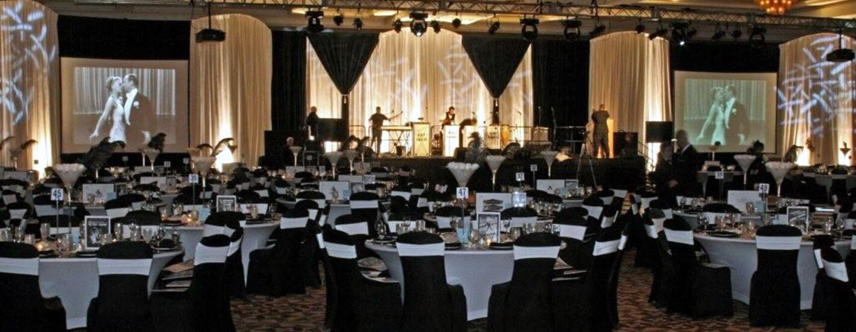 7 Formal Dining Event