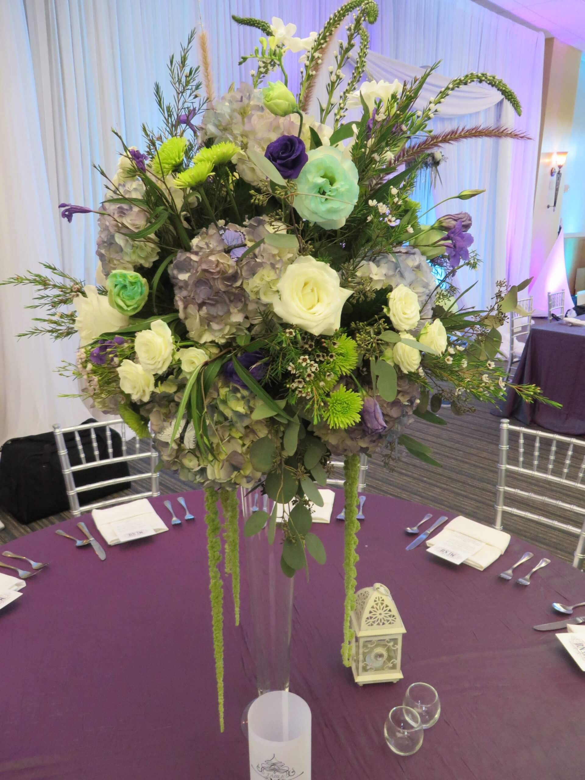 Elegant Floral Arrangements for Events
