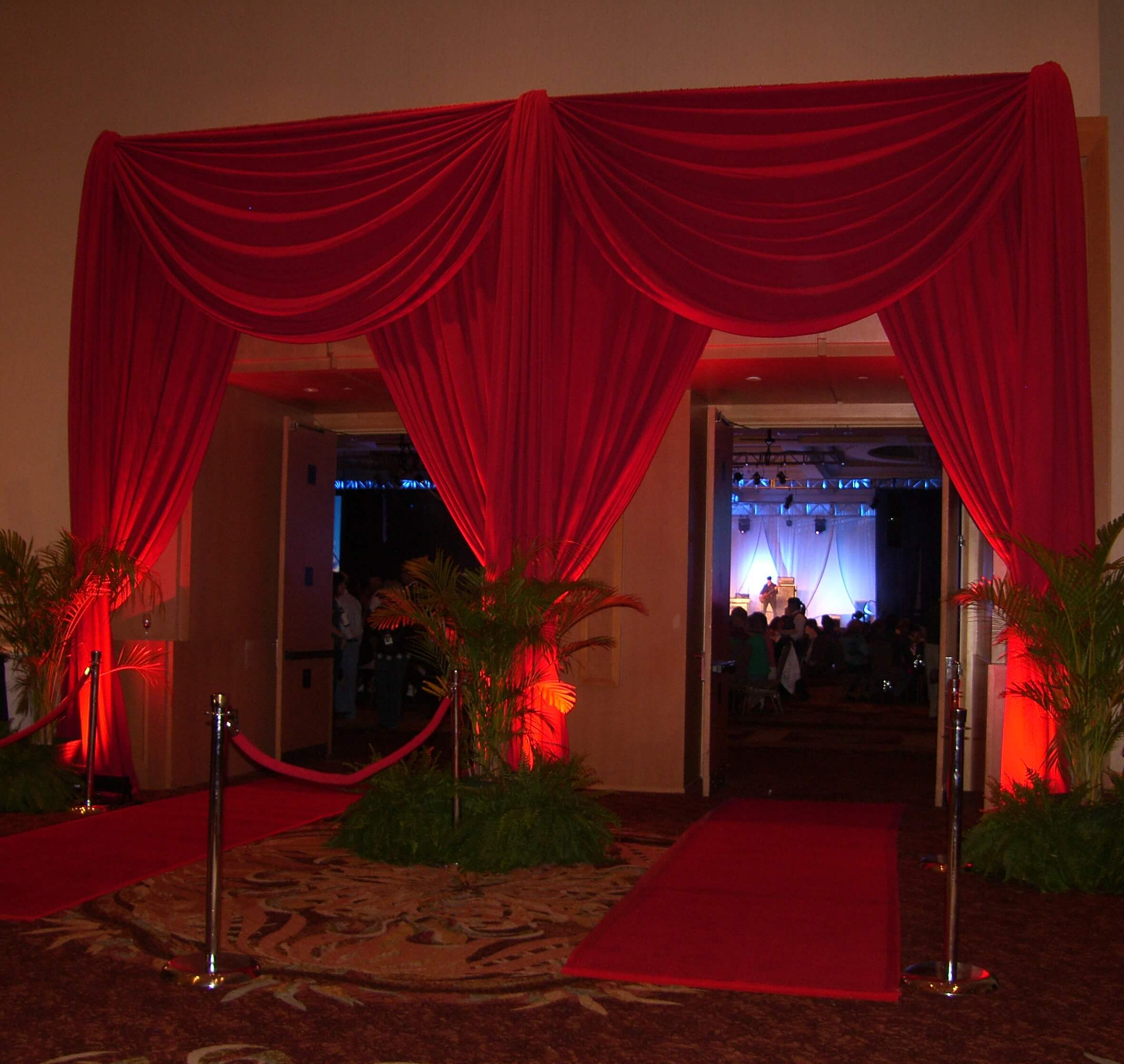 The Grand Entrance Themed Event