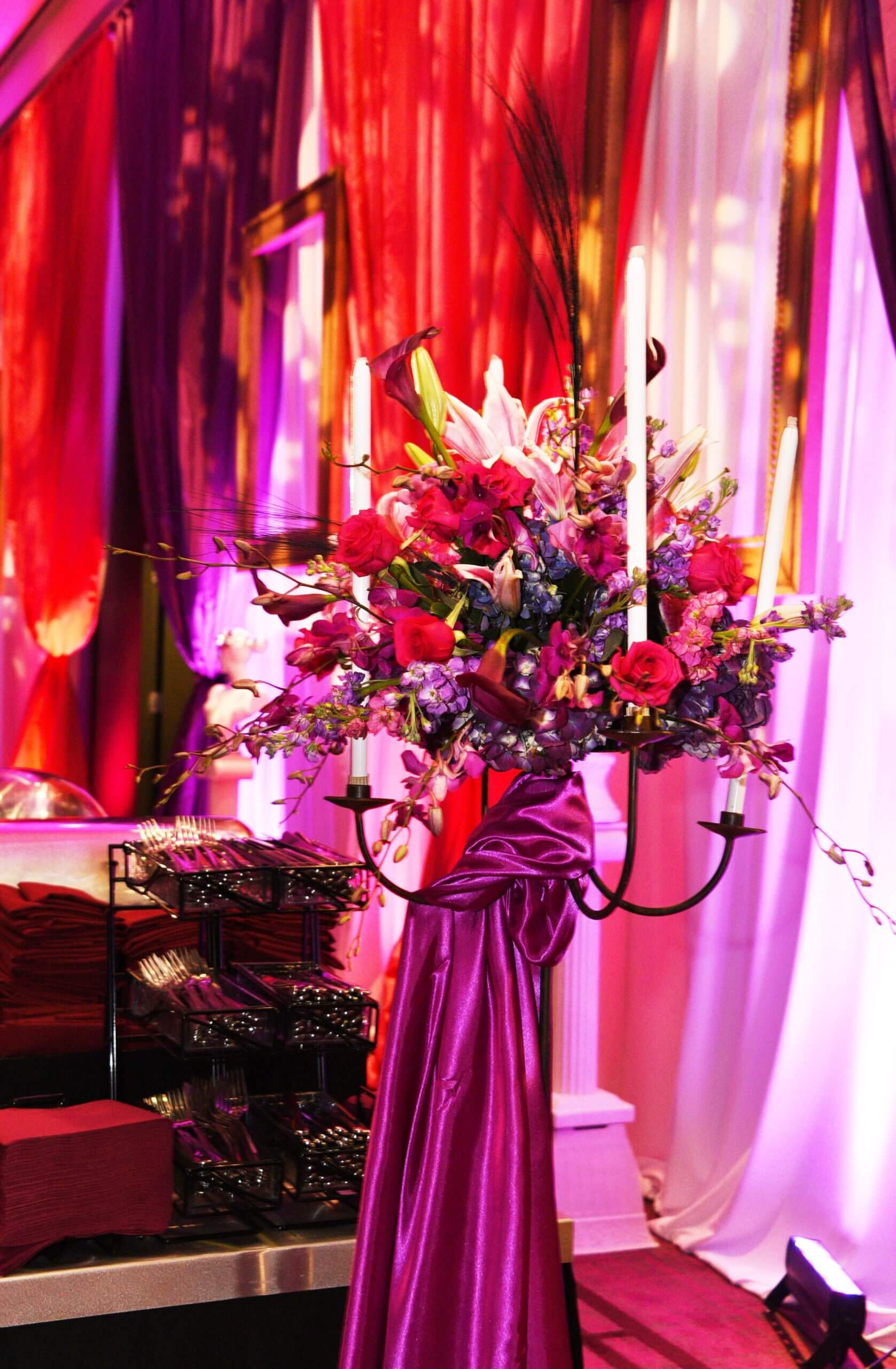 Exotic Floral Arrangements for Events