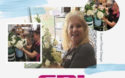 Event Floral Design – Team EPI Behind the scenes
