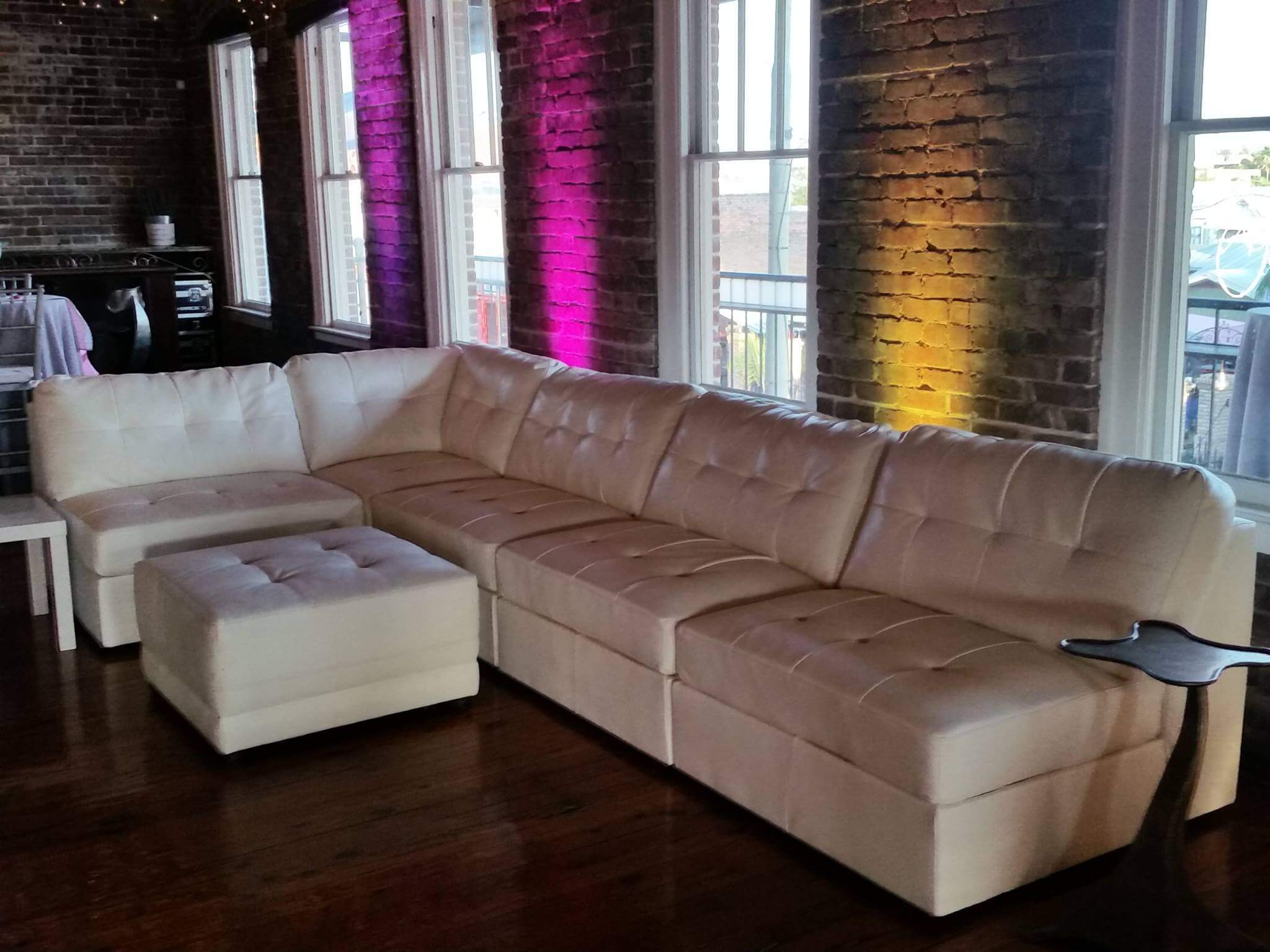 Couch & Automan Rentals