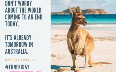 Fun Friday – World Coming to an End