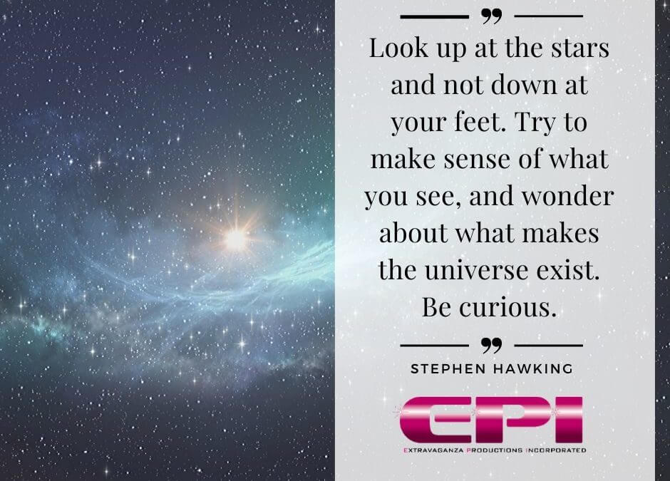Motivational Monday – Be Curious!