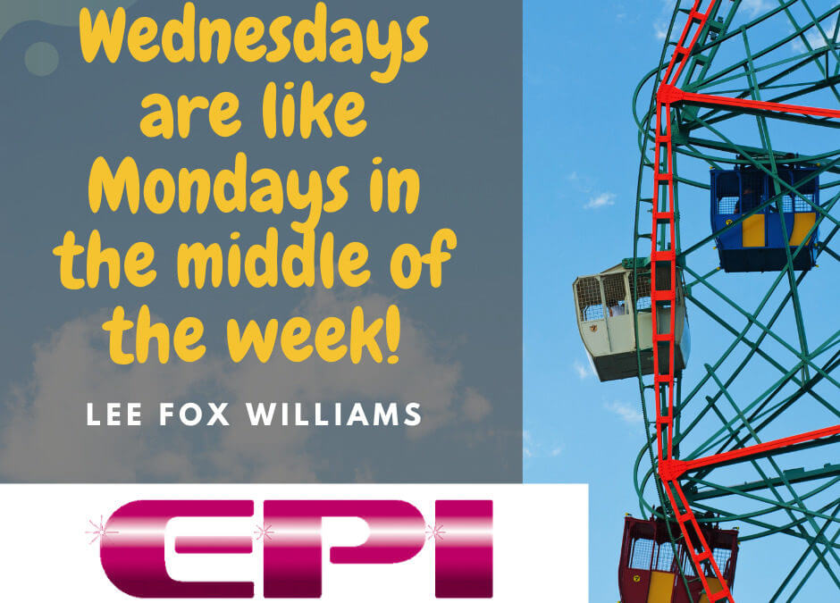 Wonderful Wednesday – Middle of the Week