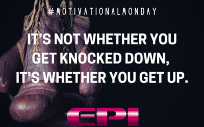 Motivational Monday – Get Up