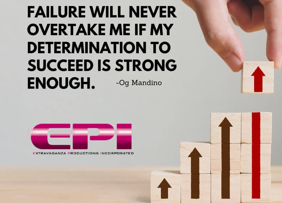 Motivational Monday –  Make Your Determination Strong