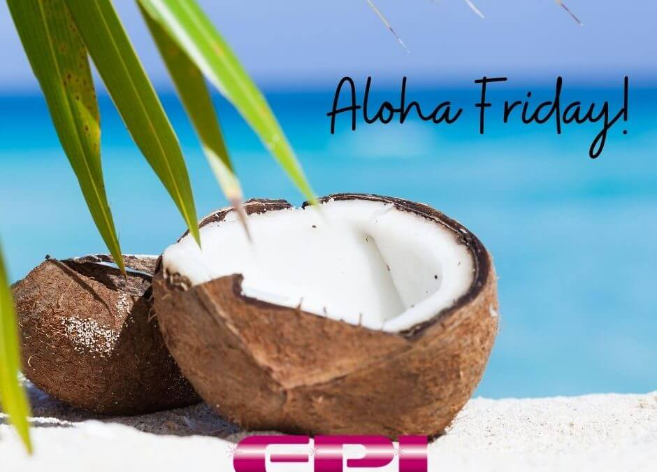 Fun Friday – Aloha!