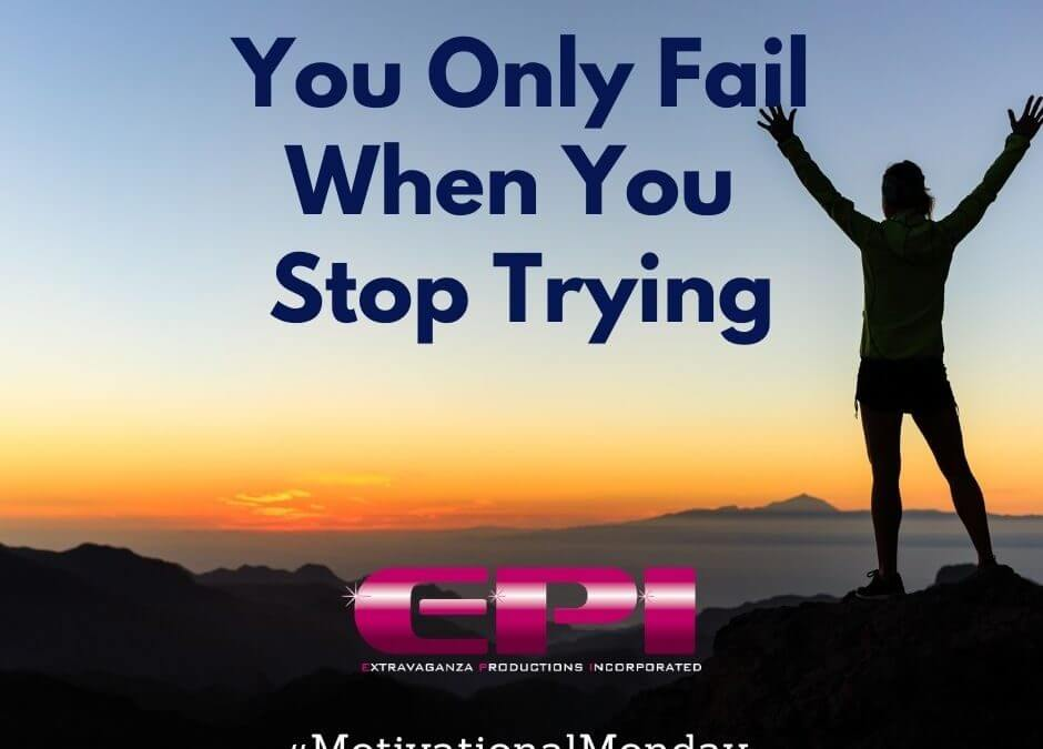 Motivational Monday – Don't Stop