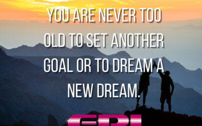 Motivational Monday – Dream a New Dream