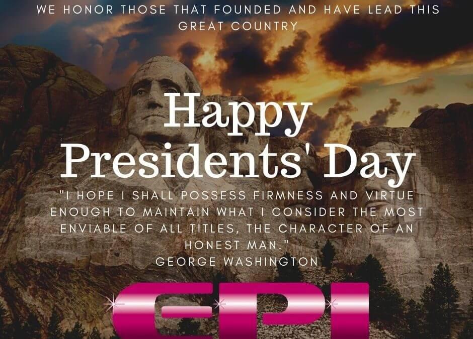 Presidents' Day MSPA