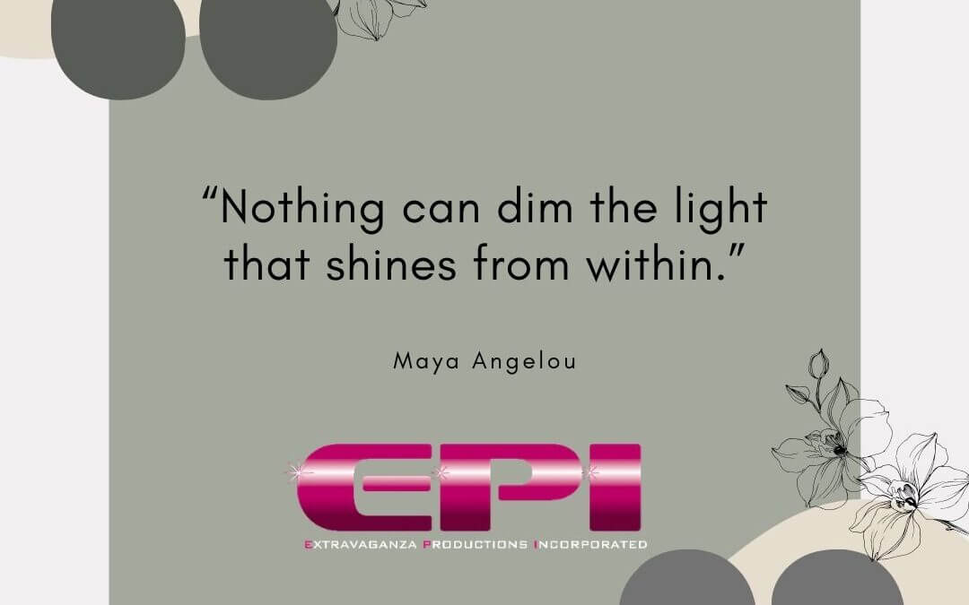 Motivational Monday - Nothing Can Dim That Light-EPI