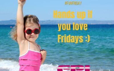 Fun Friday – Hands Up!