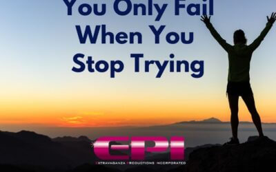 Motivational Monday – Do Not Stop Trying
